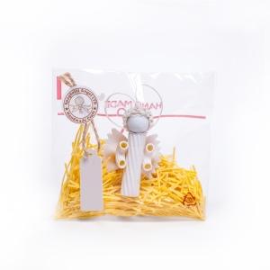 Spaghetti Angel Brownie