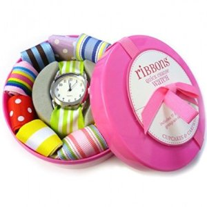 Wrist watch for girls